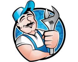 L'entretien et la réparation du matériel de marquage au sol