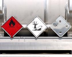 Le transport ADR des matières dangereuses