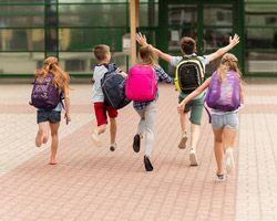 Pédibus : une façon ludique de se rendre à pied à l'école !
