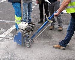 Comment effacer le marquage au sol ?