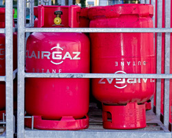 Comment stocker les bouteilles de gaz ?