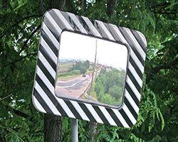 Comment choisir un miroir routier ?