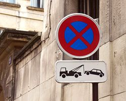 Les zones de stationnement réglementées