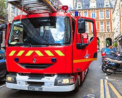 La signalisation des bouches d'incendie