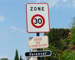 Comment réaliser une Zone 30 réglementaire ?