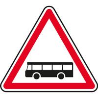 Panneau de danger bus A9a
