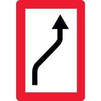 Panneau fluvial direction à tribord B2b