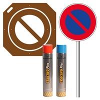 Pack signalisation stationnement interdit