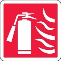 Panneau de signalisation extincteur incendie