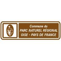 Panneau parc naturel E33b