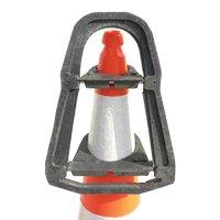 Support souple pour cône