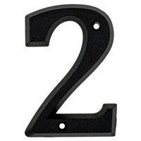 Numéro 2 en zamak