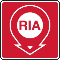 Panneau de sécurité incendie RIA