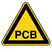 Panneau de danger PCB