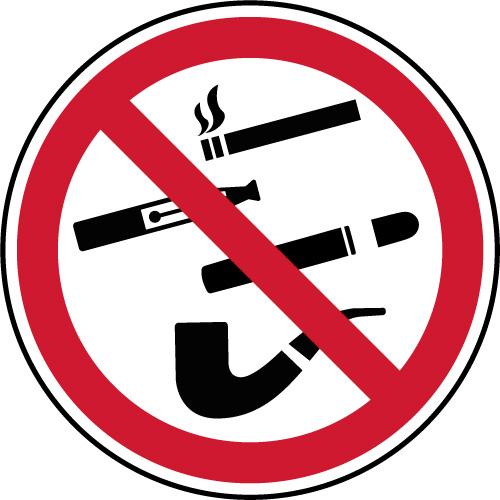 Panneau Interdiction Formelle De Fumer