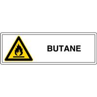 Panneau gaz butane W021