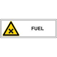 Panneau fuel