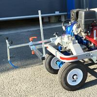Kit marquage central pour Graco LineLazer 250SPS