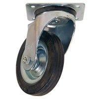 Roulette pivotante Ø 160 mm
