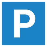 Sigle adhésif C1a parking