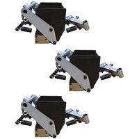 Pack 3 sabots pour ThermoLazer 200TC