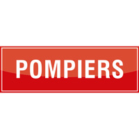 Support de communication au sol - Pompiers