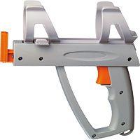 Poignée pistolet de marquage en PVC