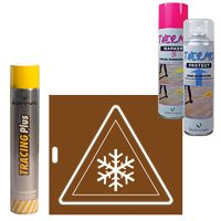 Pack peinture thermosensible
