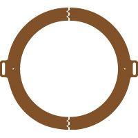 Pochoir cercle diamètre de 150 cm
