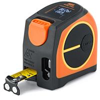 Télémètre laser avec ruban intégré