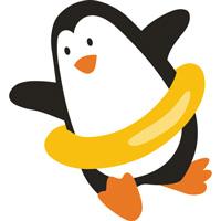Pingouin thermocollant