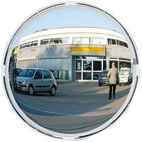 Miroir de sécurité multi-usages panoramique