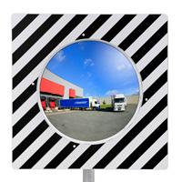 Miroir routier réglementaire économique