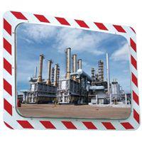 Miroir de sécurité antibuée pour l'industrie