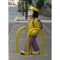 Figurine de signalisation Zoé