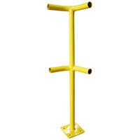 Arceau modulaire industriel - Poteau d'angle 90°