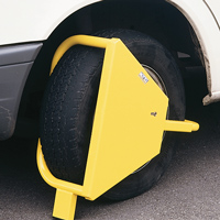 Antivol bloc-roue pro