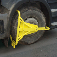 Antivol bloc-roue pour camion