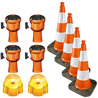 Pack Skipper cônes 100 cm