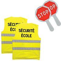Pack sécurité autour des écoles