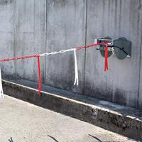 Dérouleur de chaîne avec bandelettes doubles Ø 6 mm