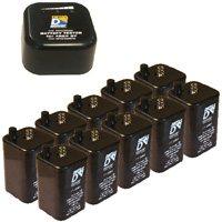 Pack batteries 4R25 7Ah
