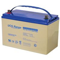 Batterie Gel 12V 102Ah