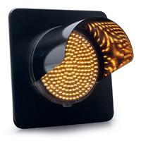 Feu de balisage lumineux à leds Ø 200 ou 300 mm