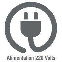 Alimentation 220V pour signalisation lumineuse