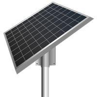 Alimentation solaire pour radar pédagogique