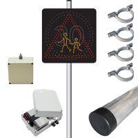 Pack panneau dynamique SEP et radar A13a B14