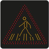 Panneau lumineux dynamique à leds A13b