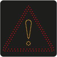 Panneau lumineux dynamique à leds A14