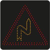 Panneau lumineux dynamique à leds A1c